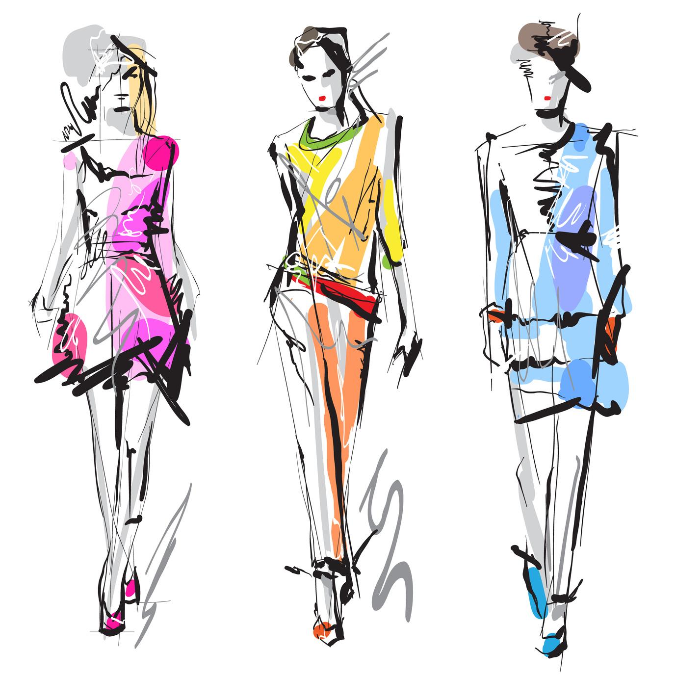 Curso Moda Aprenda A Desenhar Roupas Do Zero Dev Locaroupas